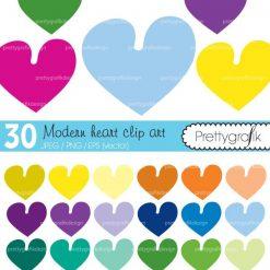 Hearts clipart