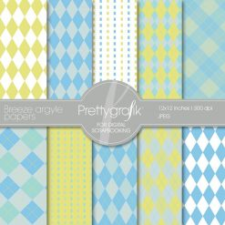 Breeze argyle papers