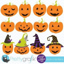 Halloween pumpkin clipart