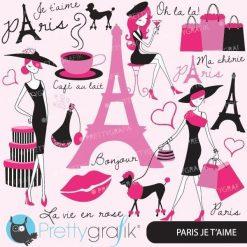 Paris fashion clip