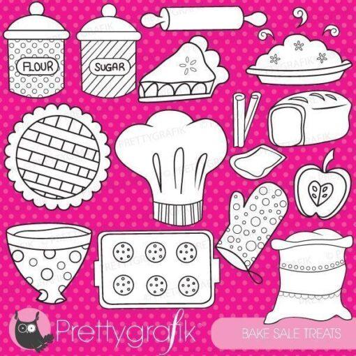 Baking stamps