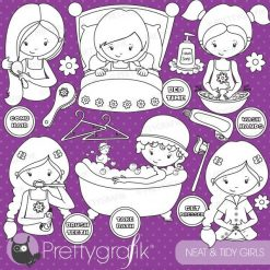 hygiene chart stamps