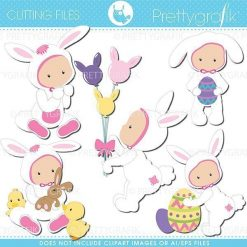 Easter babies cutting files