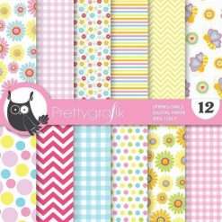 Spring owl papers
