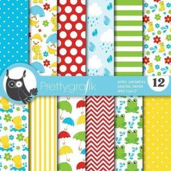 April showers papers