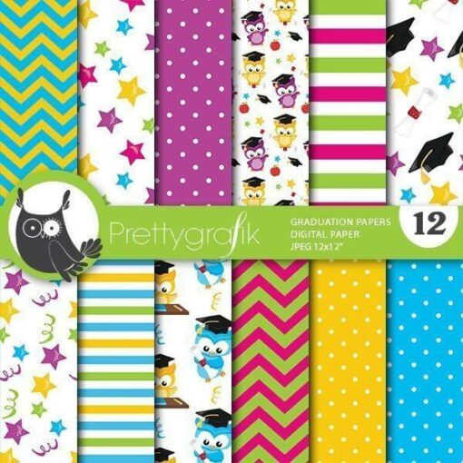 Owl graduation papers