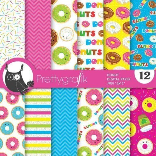 Donut papers