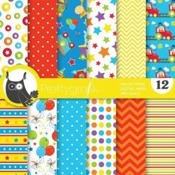 Circus train papers