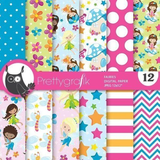 Fairies papers