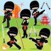 Ninja clipart