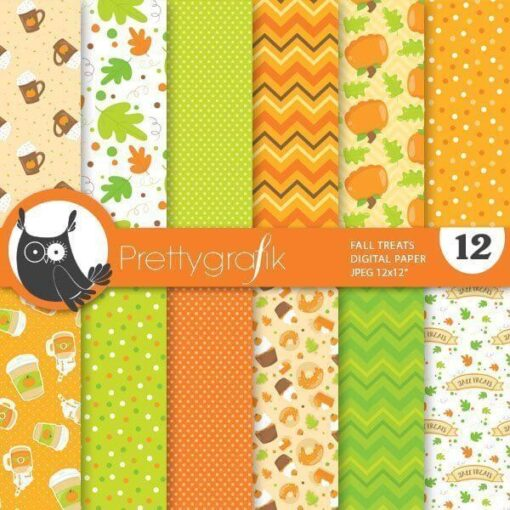 Fall treats papers