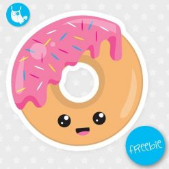 Donut Freebie
