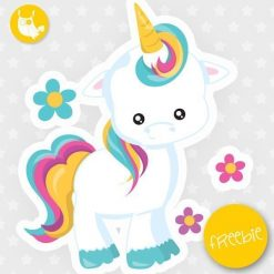 Unicorn Freebie