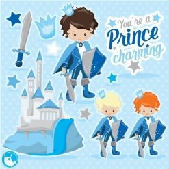 Prince charming clipart