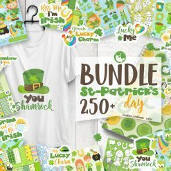 St. Patrick bundle clipart