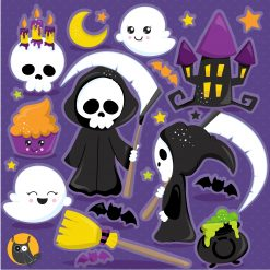Halloween witch graphics