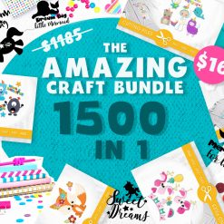 amazing craft bundle graphics