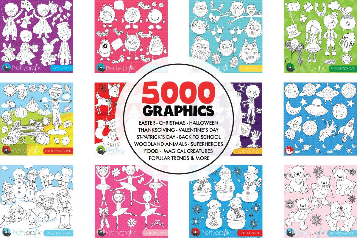stamp graphics